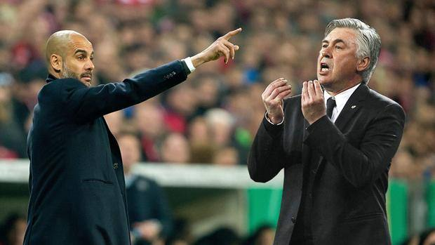 Guardiola-Ancelotti