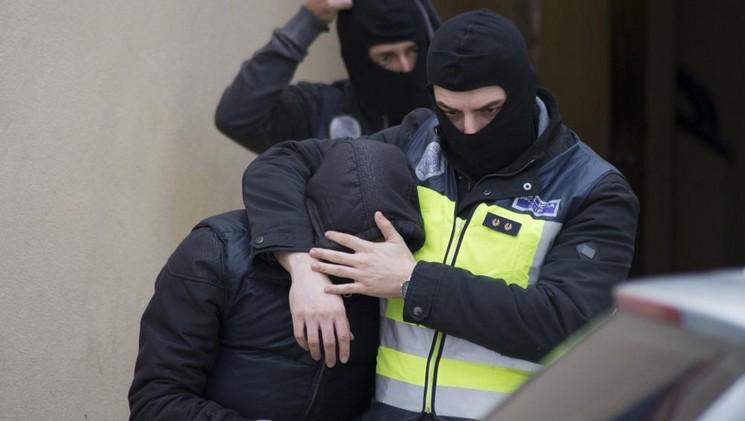 Arrestation en Gr  ce d un Marocain affili      Daech  en coordination avec les services s  curitaires marocains