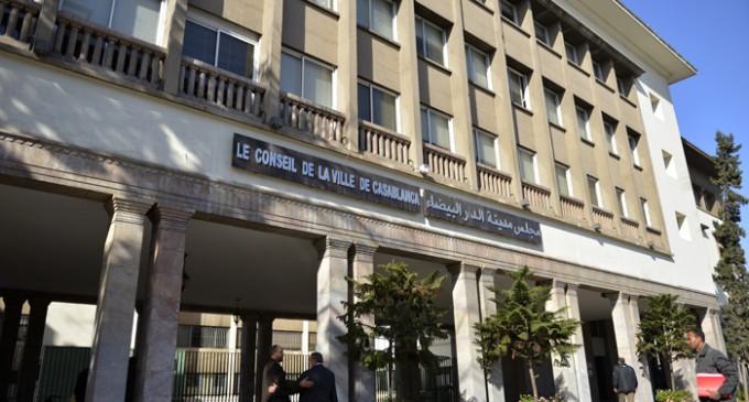 Conseil-de-la-ville-de-Casablanca