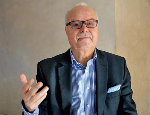 Mohammed Lahlou, président de l'Association marocaine des agents immobiliers