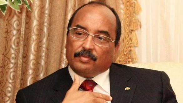 Mohamed Abdelaziz, président de la Mauritanie.