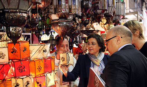 artisanat-marocain-foire-Paris
