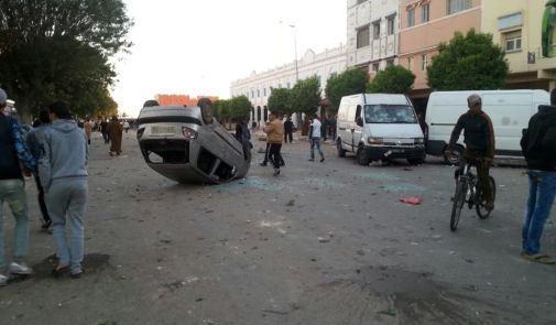 hooliganisme-maroc-sport