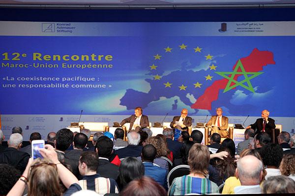 12ème Rencontre Maroc-Union européenne