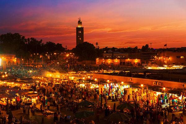 Marrakech dans le top 25 de TripAdvisor