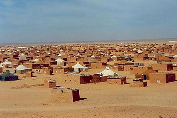 Exacerbation de la crise s  curitaire    Tindouf