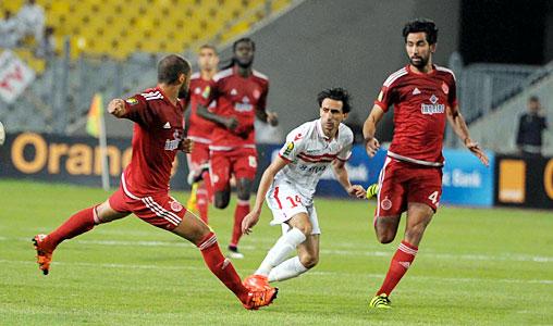 football-wac-zamalek