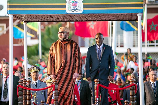 roi-mohammed-vi-tanzania