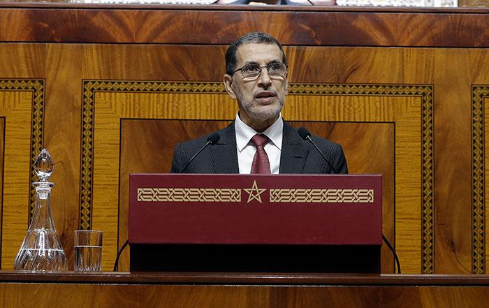 El Otmani  Le gouvernement poursuit la r  forme du secteur bancaire