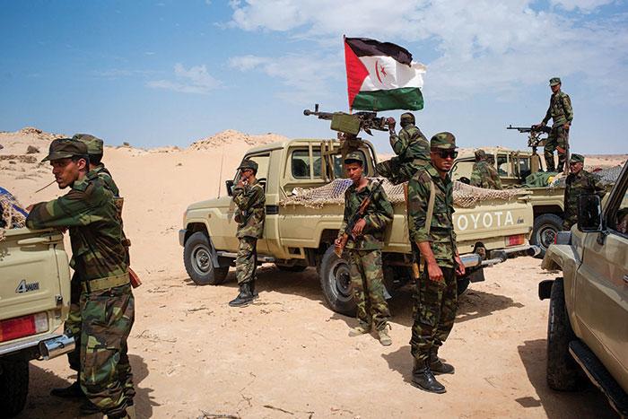 Le Polisario rompt le cessez-le-feu
