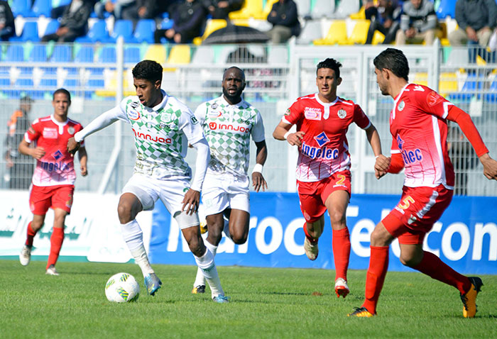 Botola: Victoire du Wydad face au Difaâ El Jadida (1-0) - Maroc ...