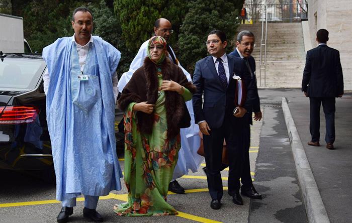 Sahara marocain  une d  l  gation marocaine se rend    Gen  ve pour une 2  me  table ronde