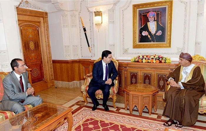 Rabat et Abou Dabi  fr  res ennemis