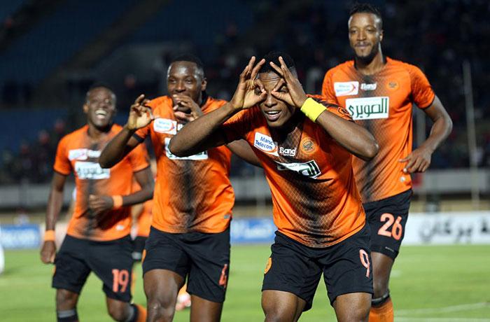 Victoire    domicile de la Renaissance de Berkane face au Zamalek d Egypte  1-0