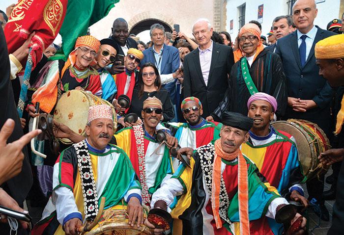Essaouira  La cit   des festivals
