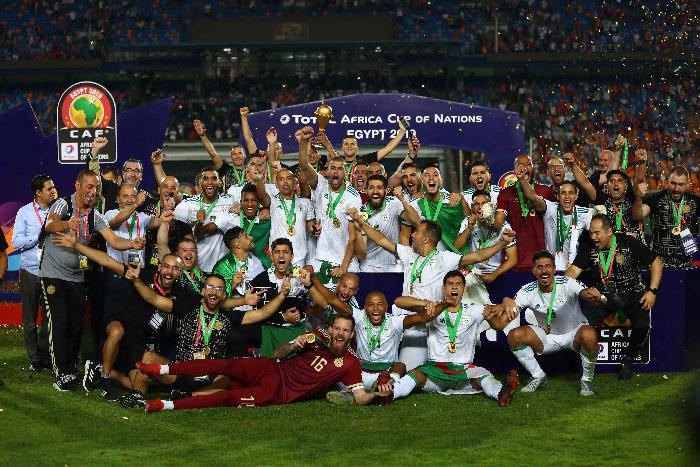 CAN-Egypte 2019   L Alg  rie remporte le titre aux d  pens du S  n  gal