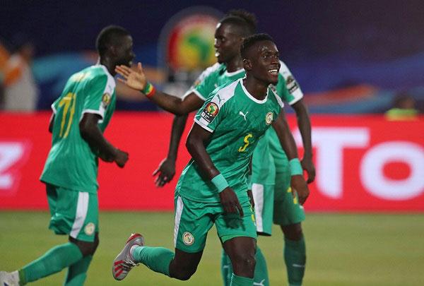 CAN-2019  Le S  n  gal en finale aux d  pens de la Tunisie