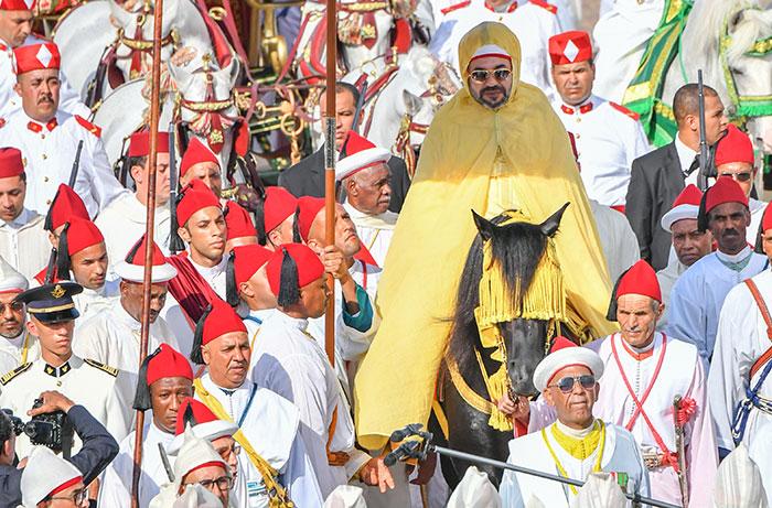 Un Roi qui R  gne et Gouverne
