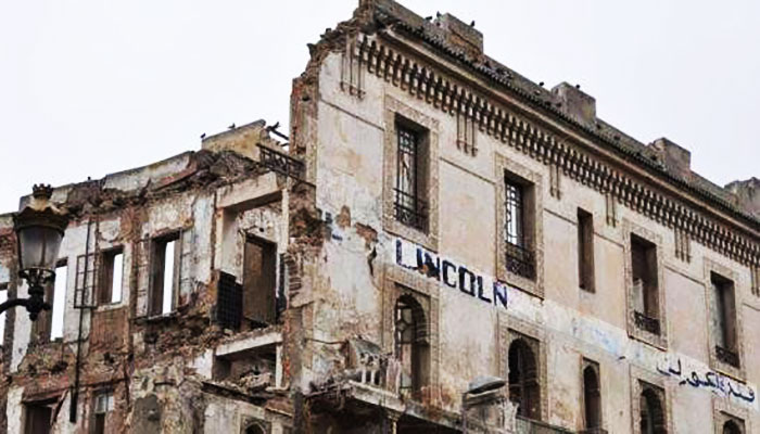 Casablanca  L H  tel Lincoln fera enfin peau neuve