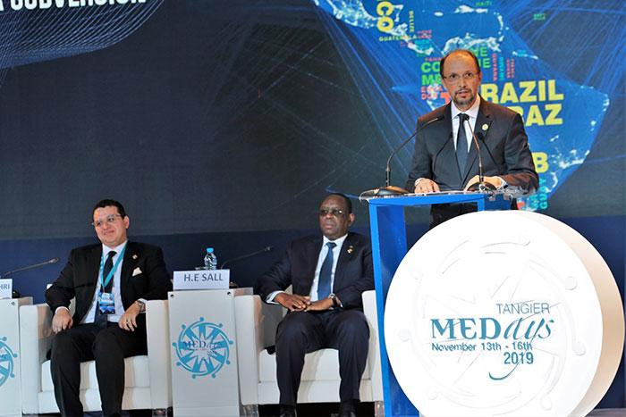 Ouverture    Tanger de la 12  me   dition du Forum MEDays