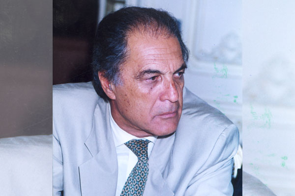 D  c  s de l ancien ministre Badreddine Senoussi
