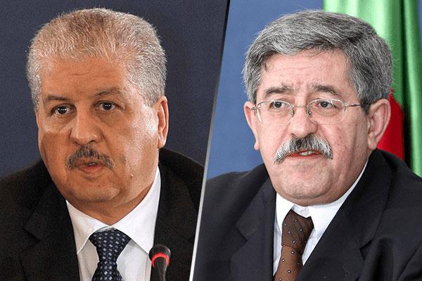 Ouyahya et Sellal lourdement condamn  s par la justice Alg  rienne