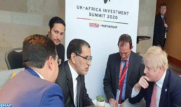 Le Maroc s emploiera    raffermir les liens entre l Afrique et le Royaume Uni apr  s le Brexit