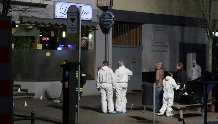 Allemagne  9 morts dans deux fusillades  un suspect retrouv   mort