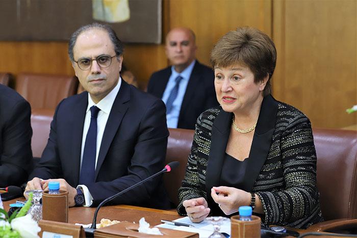 Le Maroc et le FMI  un partenariat solide et fructueux  DG du FMI