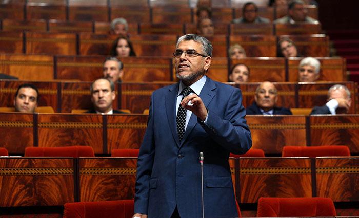 Apr  s les excuses d El Othmani ramid renonce    sa d  mission    la suite d   un appel t  l  phonique du Roi Mohammed VI