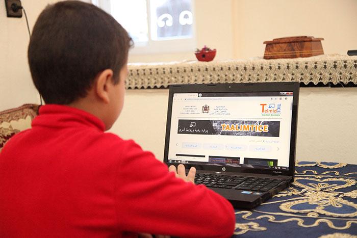 Les   tudiants en mal de e-learning