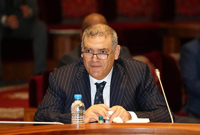 ch  ances   lectorales  Abdelouafi Laftit rassure