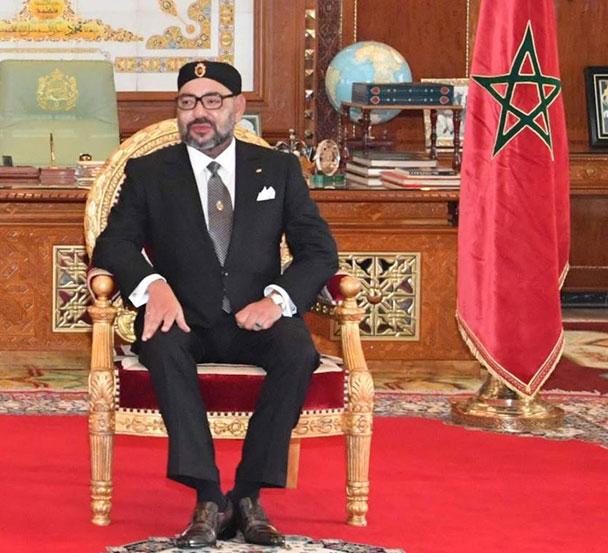 Communiqu   du Cabinet royal
