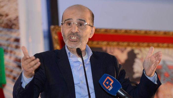 D  saccord   Le PJD rejette la d  mission de Driss El Azami