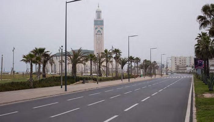 Le gouvernement prolonge la fermeture de Casablanca et d  cr  te celle d Agadir