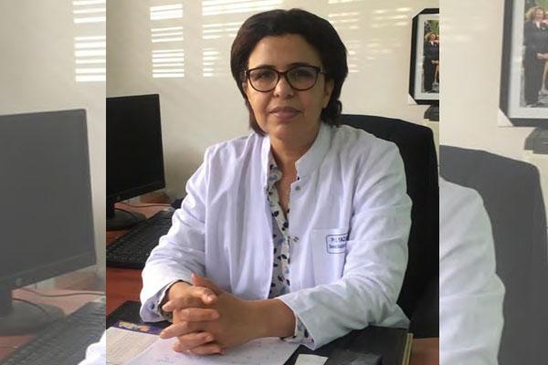 Interview du Professeur Meriem El Yazaji  Chef de service addictologie au CHU Ibnou Rochd    Casablanca