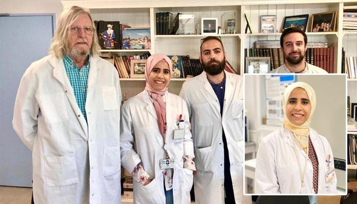 Entretien avec Sara Bellali  membre de l     quipe du Pr Raoult    l   IHU M  diterran  e Infection    Marseille