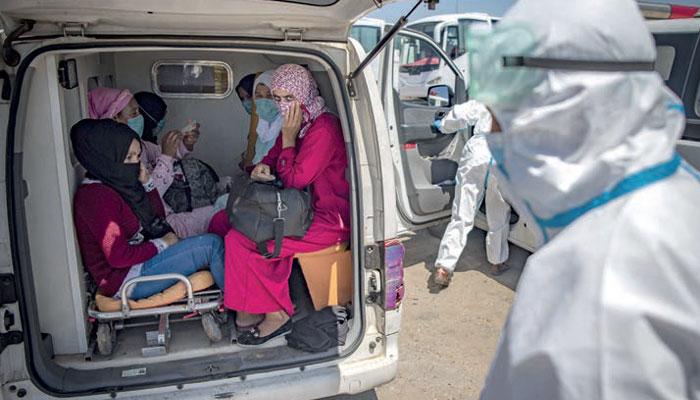 Foyer industriel de Safi  le cluster qui aggrave la situation sanitaire au Maroc