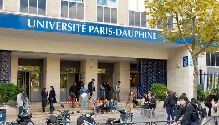Perspectives de poursuite des   tudes sup  rieures en France    l ombre du COVID-19