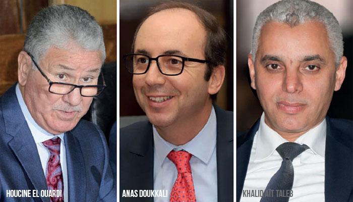 Trois ans  trois ministres
