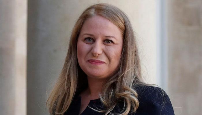 Nadia Hai  ministre d  l  gu  e charg  e de la politique de la ville dans le gouvernement Fran  ais