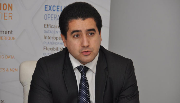 Interview de Otmane Serraj  pr  sident de l   Association marocaine de la relation client