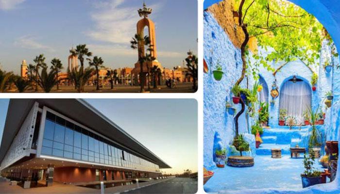 Laayoune  Benguerir et Chefchaouen  d  clar  es  villes apprenantes  par l UNESCO