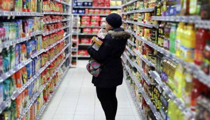 Baisse des achats alimentaires et hausse de l utilisation des m  dias