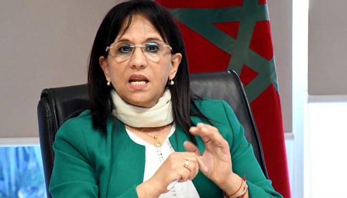 Amina Bouayach   Les enfants en situation de handicap restent largement discrimin  s