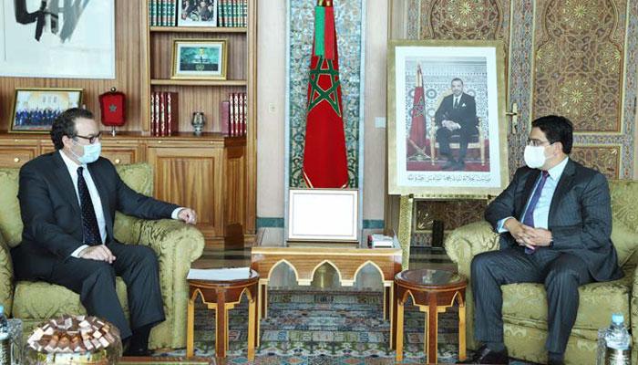 Maroc-USA  Washington tient plus que jamais au partenariat bilat  ral