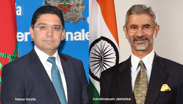 L Inde  un alli   strat  gique pour le Maroc