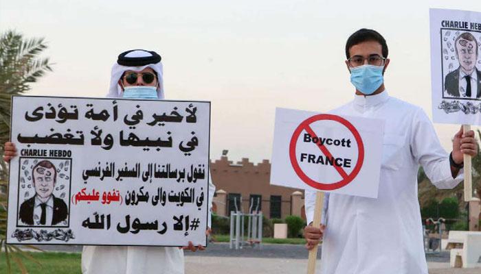 La France face au boycott du monde musulman