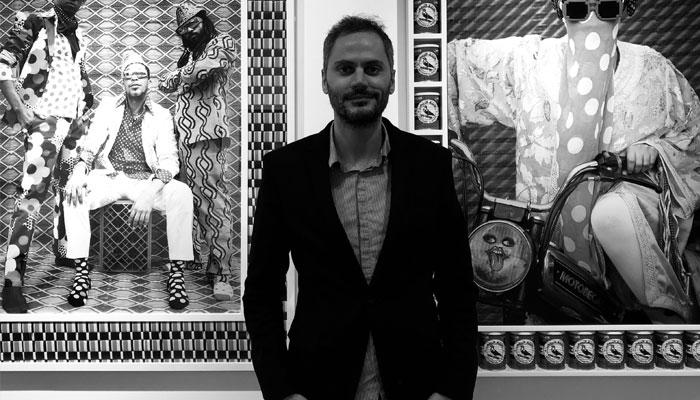 C  sar L  vy   J ai toujours   t   fascin   par le Maroc  sa lumi  re  ses couleurs et ses artistes