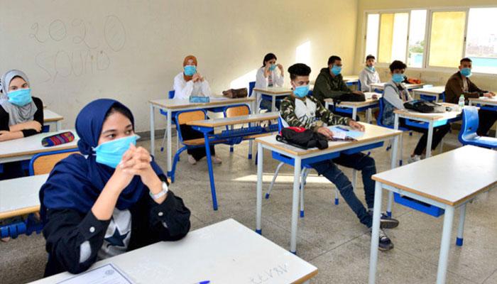 Le covid-19 ferme plus de 2 250   tablissements scolaires au maroc
